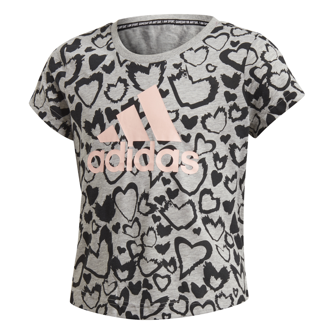 Adidas Must Haves Graphic T-Shirt Mädchen