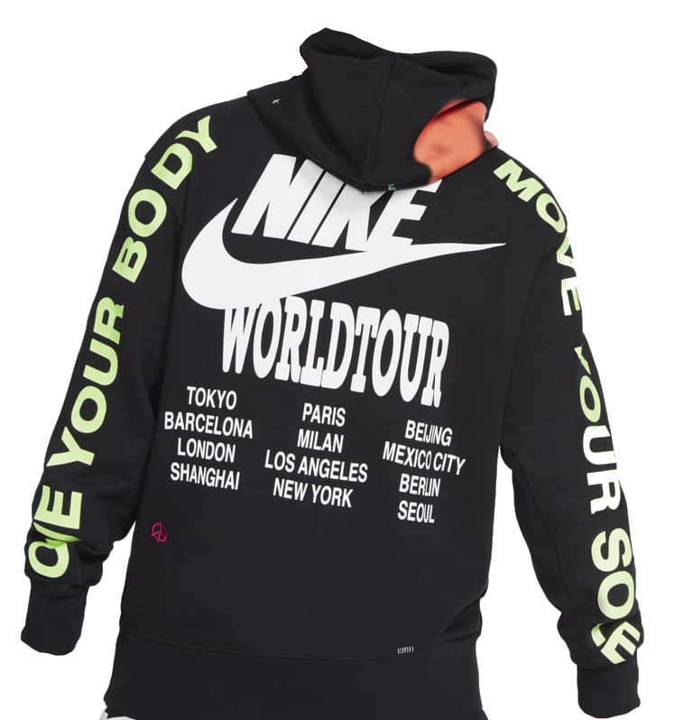 Nike Sportswear Pullover French Terry Sweatshirt