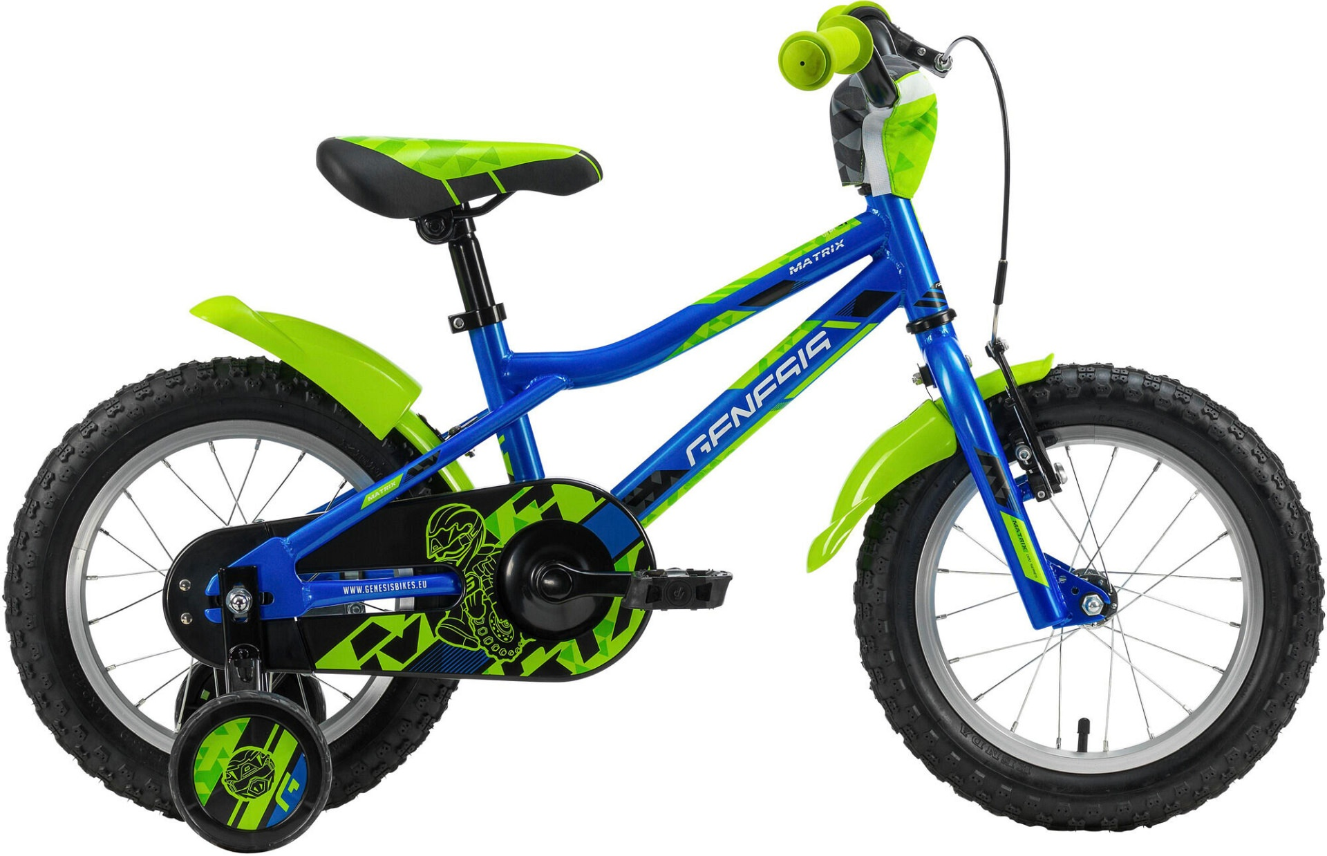 Genesis Kinder Bike Matrix 14 Zoll